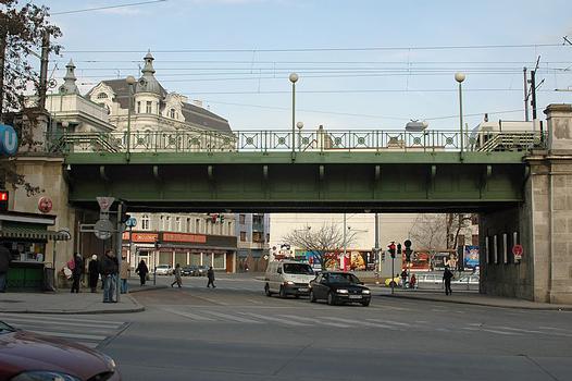 Pont de la Gumpendorfer Strasse