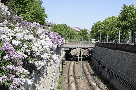 Ligne U 6 du métro de Vienne
