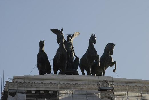 Denkmal für Vittorio Emanuele