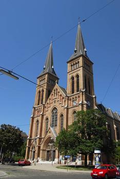 Neuottakring Parish Church, Vienna