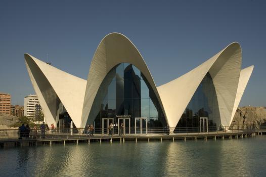 L'Oceanogràfic, Valencia