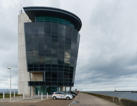 Aberdeen Harbour Marine Operations Centre