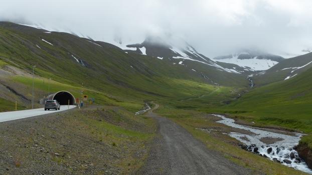 Tunnel de Siglufjardur