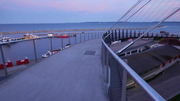 Sassnitz Pedestrian Bridge