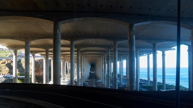 Madeira Airport Runway Bridge