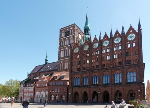 Hôtel de ville de Stralsund