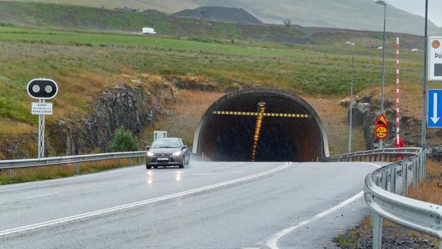 Siglufjardur Tunnel