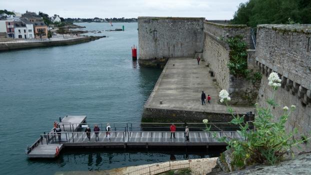 Stadtmauern von Concarneau