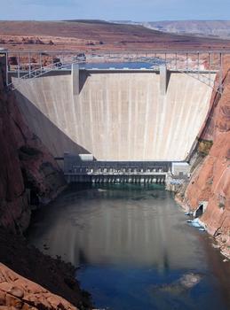 Glen Canyon Dam & Bridge