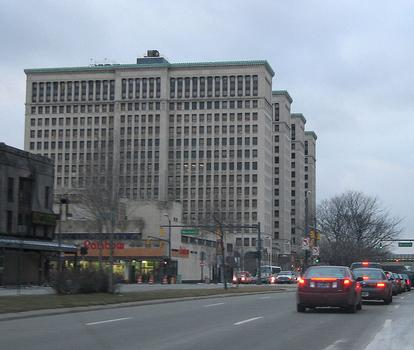 General Motors Building, Detroit, Michigan