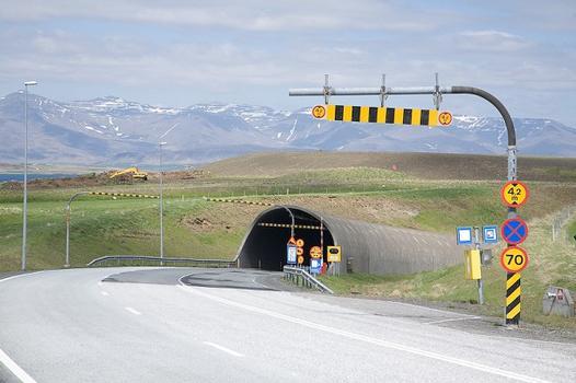 Tunnel de Hvalfjarðargöng