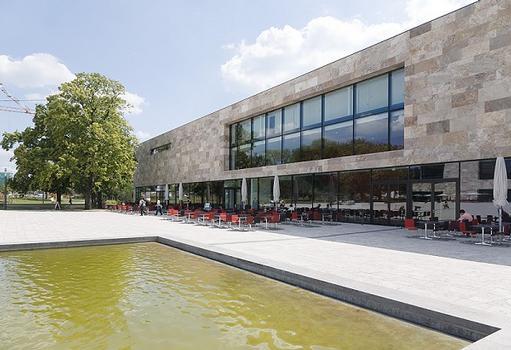 Mensa der Johann Wolfgang Goethe-Universität (Campus Westend)