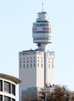 Henninger Turm, Francfort