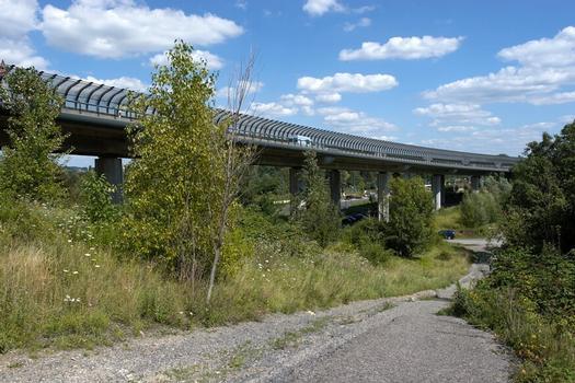 Seckbach Viaduct, Frankfurt