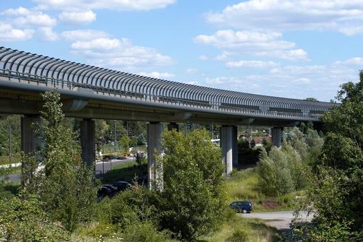 Talbrücke Seckbach, Frankfurt