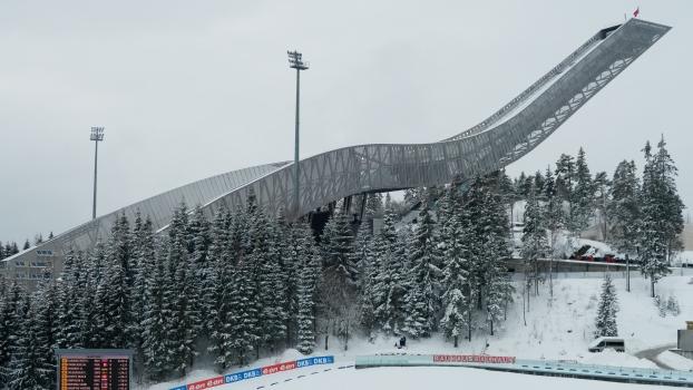 Tremplin de saut à ski de Holmenkollen