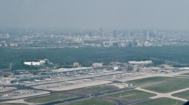 Frankfurt Flughafen Terminal 2