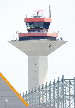 Flughafen Frankfurt - Kontrollturm