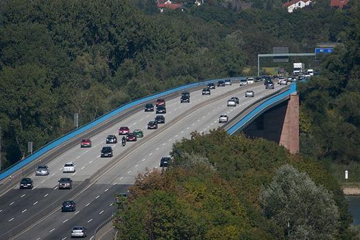 Mainz-Weisenau Bridge