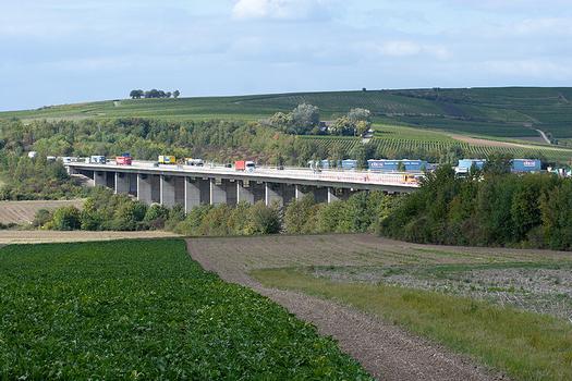 A 61 - Viaduc d'Alzey