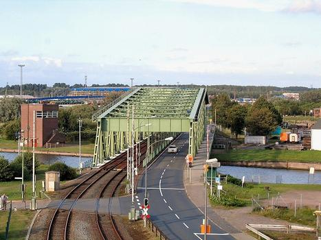 Grosse Drehbrücke Bremerhaven