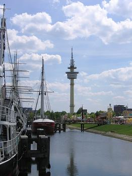 Bremerhaven Radar Tower