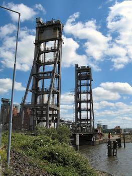 Rehte Lift Bridge