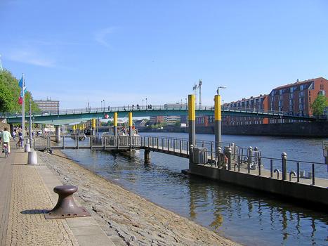 Teerhofbrücke, Bremen