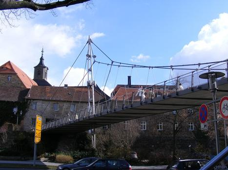 Bayreuth Footbridge