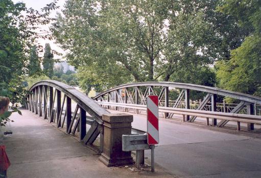 Pont de la Riethstrasse, Erfurt