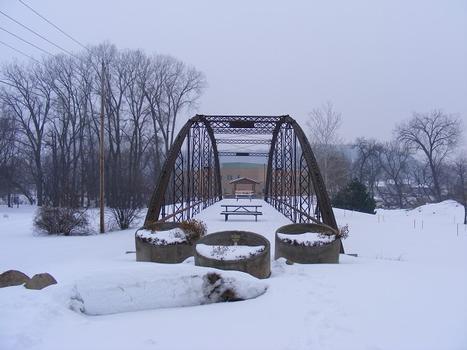 Freeport Bowstring Arch Truss Bridge (Freeport, 1878)