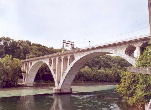Rhoneviadukt La Jonction