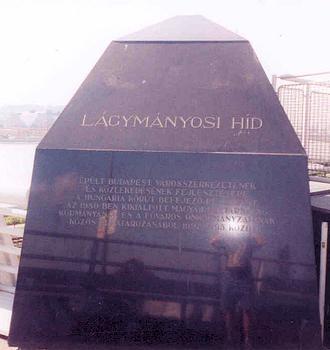 Lagymanyosi-Brücke, Budapest