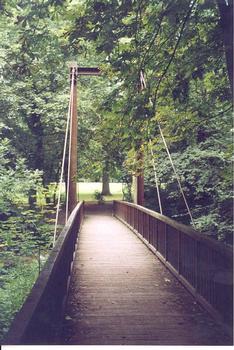 Passerelle du Luisenpark