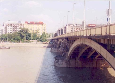 Margit híd, Budapest
