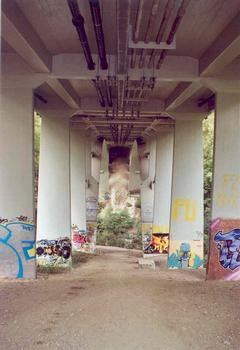 Airebrücke Lancy