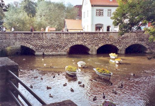 Schlösserbrücke, Erfurt