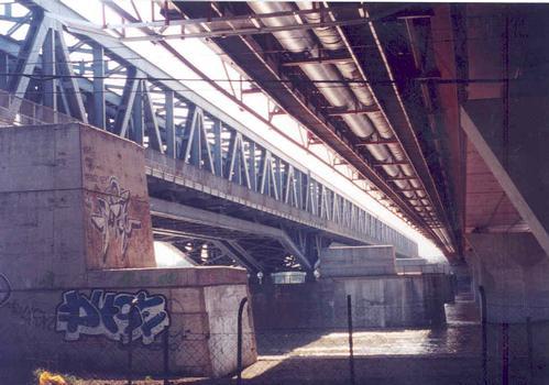 Összekötõ Vasúti híd, Budapest