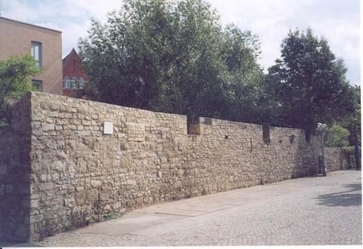 Remparts d'Erfurt