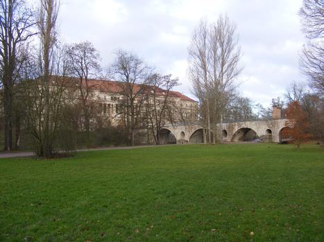 Sternbrücke, Weimar