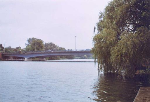 Aaseebrücke in Münster
