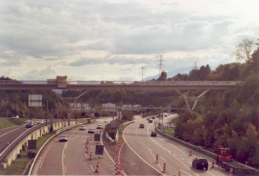 Meyrin Footbridge - A 1 - Vernier