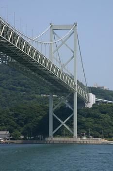 Kanmon Bridge,Japan