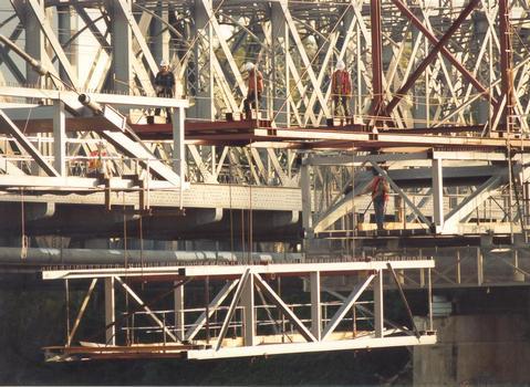 Jack Pesch Bridge, Brisbane