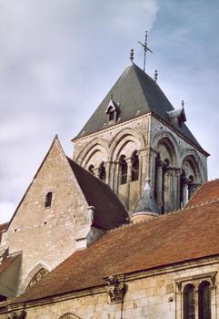 Eglise Saint-Basile, Etampes