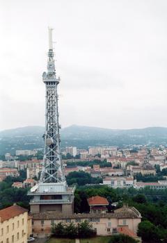Fourvière-Turm, Lyon