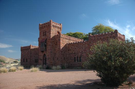 Duwisib Castle - Namibia