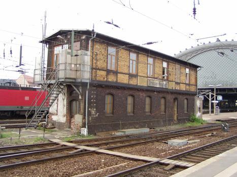 Bahnhof Dresden-Neustadt, Mechanisches Stellwerk