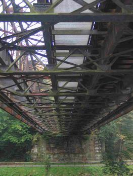 Nagoldbrücke der Bahn in Unterreichenbach