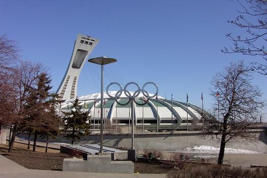 Montreal Olympic Stadium and Tower